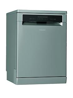 hotpoint-hfp4o22wgcxnbsp14-place-full-size-dishwasher-silver