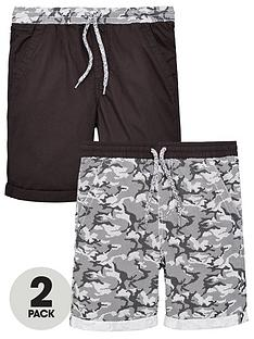 v-by-very-2-pack-camo-printed-shorts