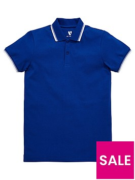 v-by-very-boys-tipped-polo-shirt-blue