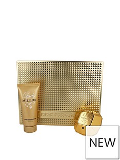 paco-rabanne-paco-rabanne-lady-million-edp-spray-50ml-showergel-100ml-gift-set