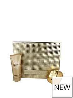 paco-rabanne-paco-rabanne-lady-million-edp-spray-50ml-bodylotion-100ml-gift-set