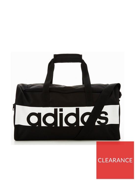 688907fd2d60 adidas Linear Team Bag - Black