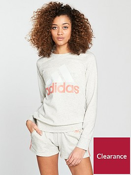 adidas-essentials-linear-sweater-light-grey-heather