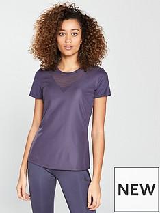 adidas-feminine-tee-dark-purplenbsp