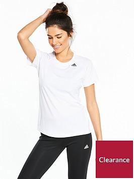 adidas-d2m-loose-tee-whitenbsp