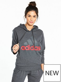adidas-essentials-linear-hoodienbsp--dark-grey-heathernbsp