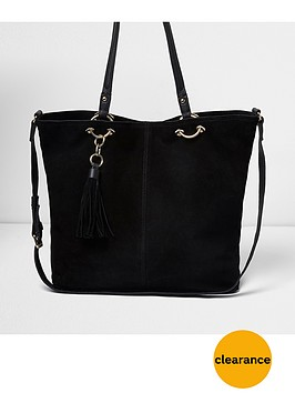 river-island-black-slouch-tote-bag