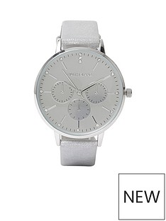 river-island-metallic-circle-dial-watch
