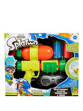 nintendo-splatoon-splattershot-blaster