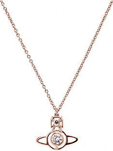 vivienne-westwood-nora-pendant-necklace-rose-gold