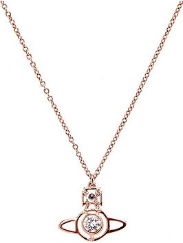 vivienne-westwood-nora-pendant-necklace-rose-gold