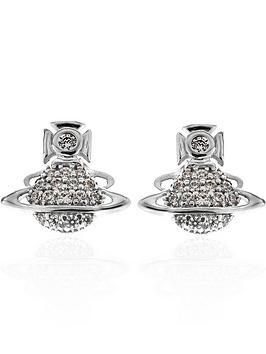 vivienne-westwood-tamia-earrings-silver