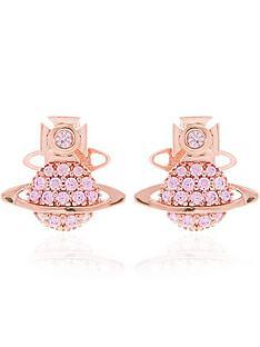 vivienne-westwood-tamia-earrings-rose