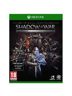 xbox-one-middle-earth-shadow-of-war-silver-edition