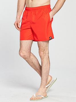 adidas-basics-solid-swim-shorts