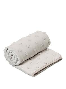 silentnight-bubble-fleece-blanket