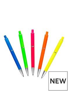 ice-london-neon-pop-set-of-5-pens
