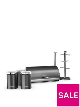 morphy-richards-accents-6-piece-storage-set-ndash-titanium