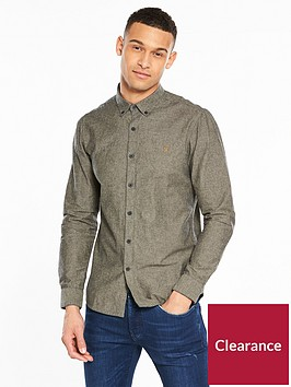 farah-steen-slim-long-sleeve-shirt