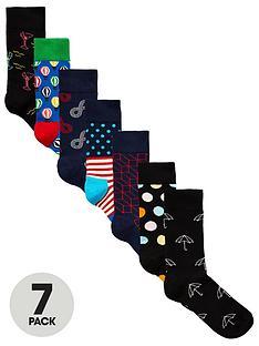 happy-socks-7-day-gift-box-socks