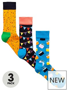 happy-socks-3pk-happy-birthday-socks