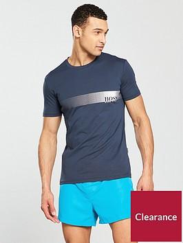 boss-chest-logo-t-shirt