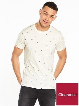 farah-may-print-t-shirt