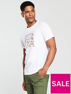 farah-beat-graphic-slim-t-shirt