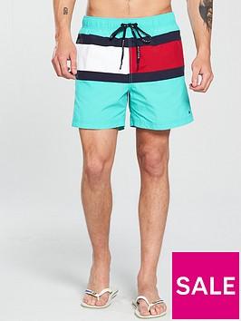 tommy-hilfiger-flag-swim-shorts