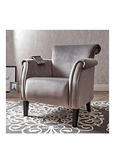 ideal-home-new-luxor-fabric-accent-chair