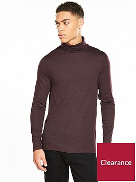river-island-long-sleeve-jersey-roll-neck