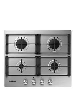 Samsung Na64H3010As/U1 60Cm Gas Hob - Stainless Steel