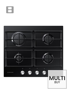 samsung-na64h3000akeu-60cmnbspgas-hob-with-powerful-heat-black