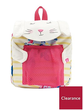 joules-bunny-backpack