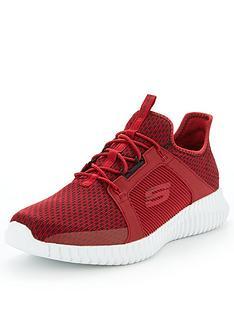 skechers-elite-flex-slip-on-trainer