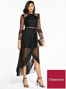 river-island-river-island-mesh-maxi-dress--black