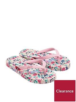 joules-girls-flip-flops-ditsy-floral-print