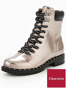 v-by-very-stomp-chunky-sole-lace-up-boot-silver