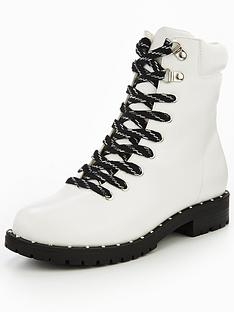 v-by-very-stomp-chunky-sole-lace-up-boot-white