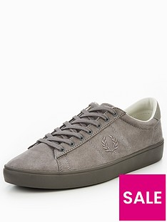 fred-perry-spencer-microfibre-plimsoll