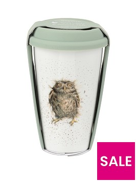 royal-worcester-wrendale-travel-mug-ndash-owl