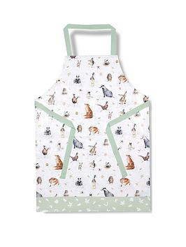 royal-worcester-wrendale-pvc-apron