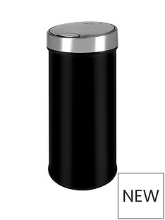morphy-richards-pro-50-litre-round-touch-bin