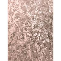 ARTHOUSE Velvet Crush Foil Wallpaper Rose Gold