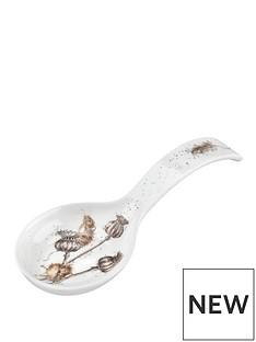 royal-worcester-wrendale-spoon-rest
