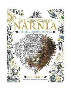 the-cornicles-of-narnia-colouring-book
