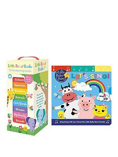 little-box-of-books-10-first-learninglittle-baby-bum-sing-along-cd-bundle