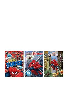 spiderman-marvel-spiderman-bundle-magical-storysticker-burststicker-scenes