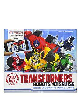 transformers-interactive-book