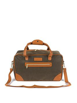 Constellation Esquire Suedette Carry Holdall